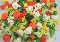 100% Fresh Delicious BRC IQF Bulk Frozen Mixed Vegetables